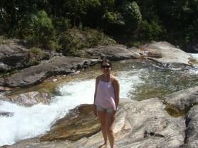 Visconde de Mauá - Cachoeira do Escorrega