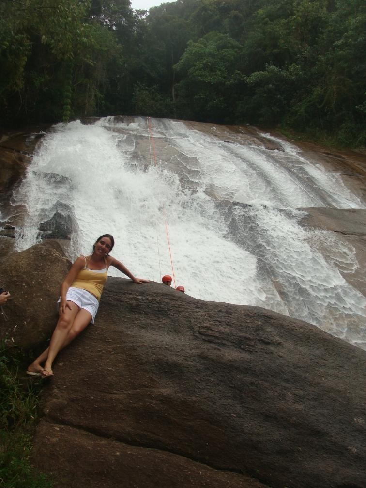 Visconde de Mauá - Cachoeira Santa Clara